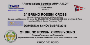 Bruno Rossini Cross 2016