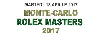 Monte-Carlo Rolex Master 2017
