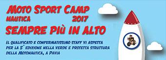 MOTO SPORT CAMP 2017