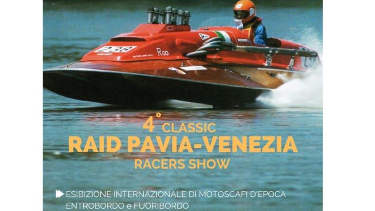 Raid Pavia-Venezia 2019