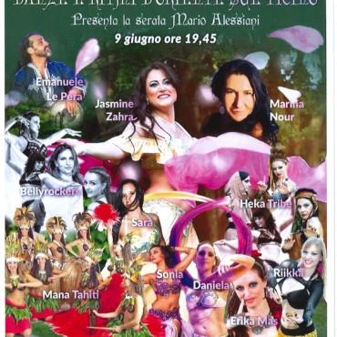 Danze e riti d'oriente sul Ticino