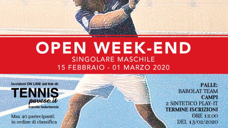 Torneo Open SM