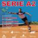 Serie A2 la Locandina delle partite in casa